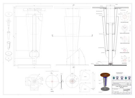 Tavolino da caffè prototipo